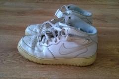 Custm buty Jordan1 - wygląd przed zmianą