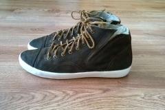 Farbowanie butów skórzanych - efekt końcowy