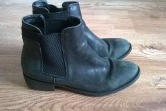Pielęgnacja butów - wygląd przed zmianą