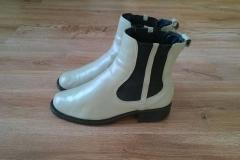 Renowacja butów damskich -efekt końcowy