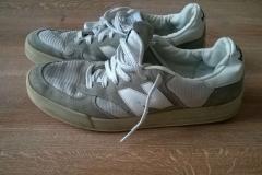 Renowacja butów Newbalance - wygląd przed zmianą