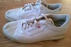 renowacja butów reebok