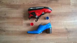 Renowacja butów skórzanych