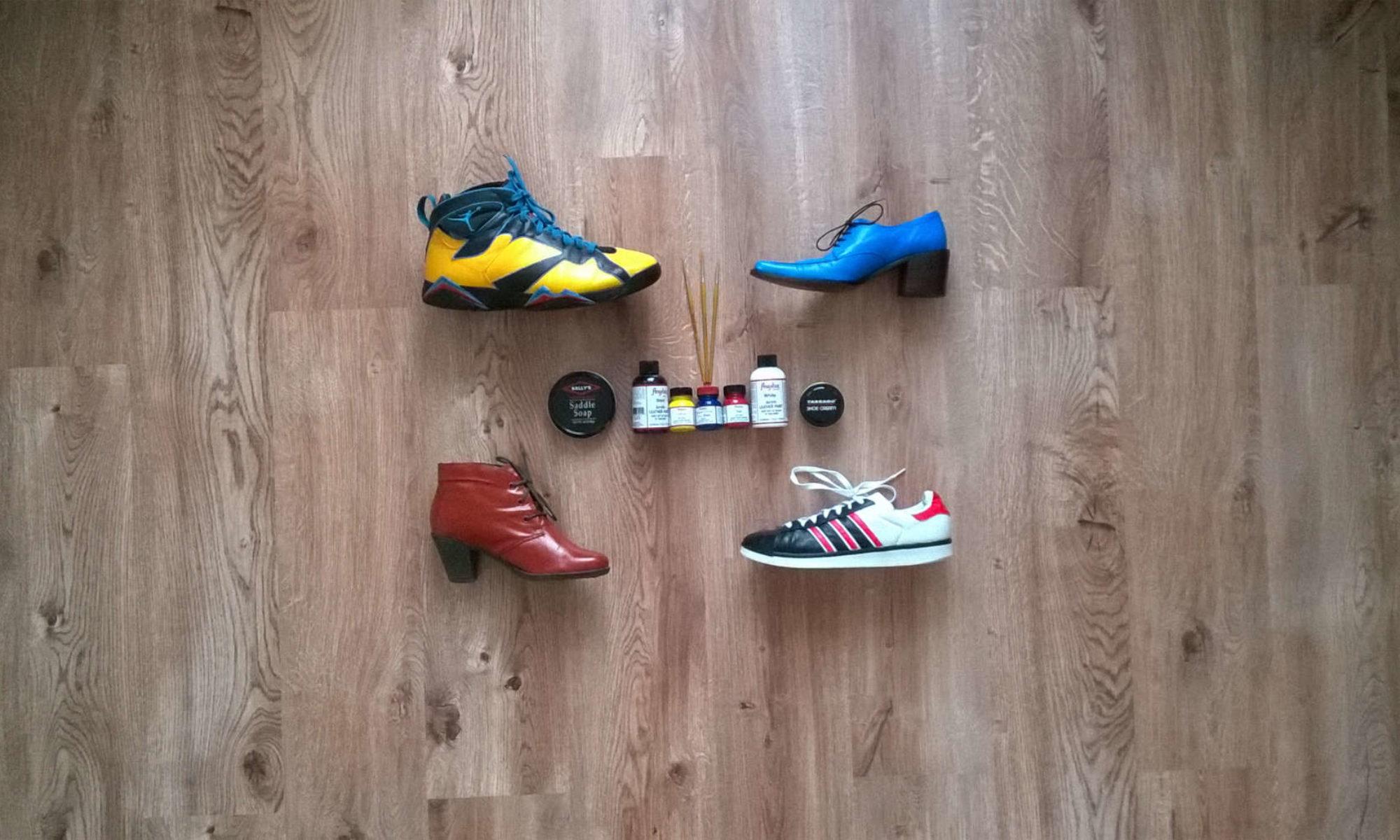But Od Nowa - renowacja butów , torebek, portfeli, kurtek skórzanych