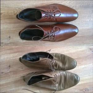 Odnawianie butów Aldo