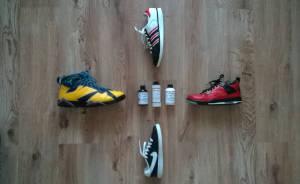 Odnawianie obuwia