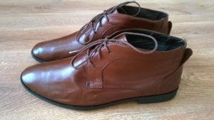 Nowy kolor po renowacji butów Aldo