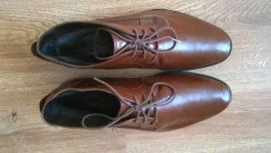 Wygląd butów po renowacji