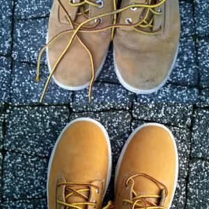 Czyszczenie zamszu w butach Timberland