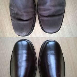 renowacja obuwia skórzanego warszawa