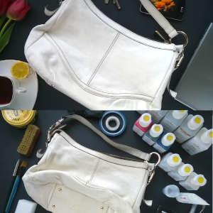 renowacja torebek na przykładzie Coccinelle