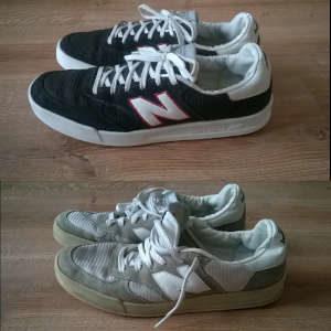 Odnawianie zamszowych butów NewBalance
