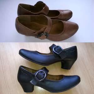 Odnawianie butów ze skóry