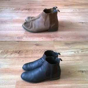 Zmiana koloru butów z nubuku